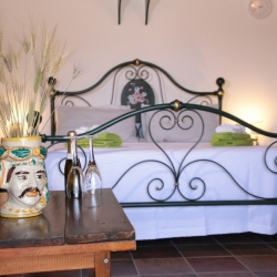 Casa Vacanze Il Baglio Di Kharrub Rural Guest House Studioflat Standard